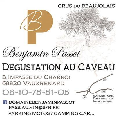 Domaine Benjamin Passot